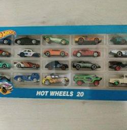 Set of cars HotVils
