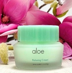 Aloe Vera Aloe Relax Soothing Face Cream