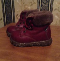 Winter boots, 22 sizes, caftoy