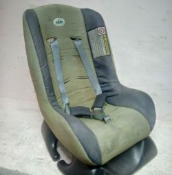 Car seat, Italian from 0 to 18 kg.