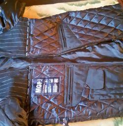 Jacketul căptușelii