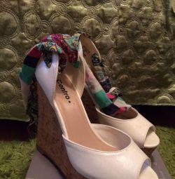 Παπούτσια wedge 36 μέγεθος