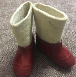 Boots, 14 cm