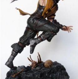 Скорпион игрушка Коллекционная фигурка 27см