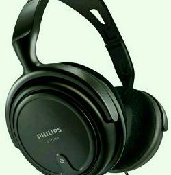 Наушники Philips SHP2000 черный