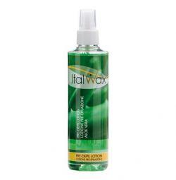 Depilasyon öncesi losyon ITALWAX 100 ml Aloe
