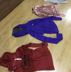 Толстовки, олимпийки, костюм спортивный