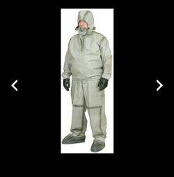 Защитный костюм Л-1 (новый) рост 3