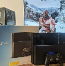 Sony Playstation 4 PS4 512Gb 5.05 a strălucit