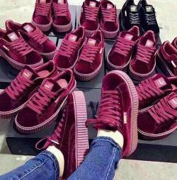 Puma Velor 36/37 Sneakers