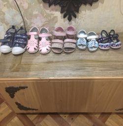 Обувь все за 350