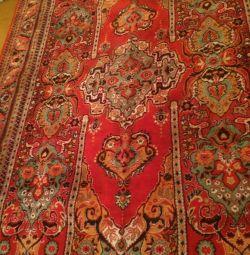 Carpet wool 2 * 3m