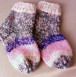 Bebek çorap