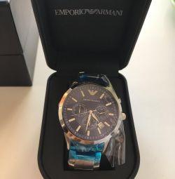 Yeni Armani saatler