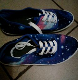 Sneakers space 37 sizes