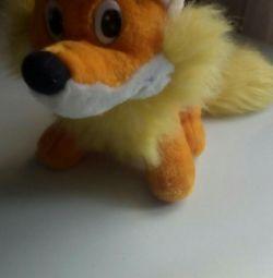 Іграшка-лисиць