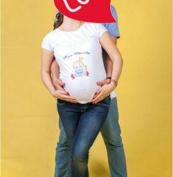 Φορέματα και μπλουζάκια για ενοικίαση εγκύων γυναικών