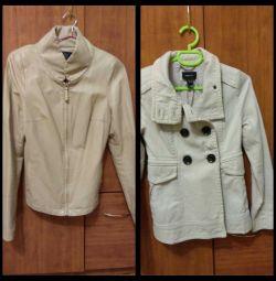 Куртка і пальто