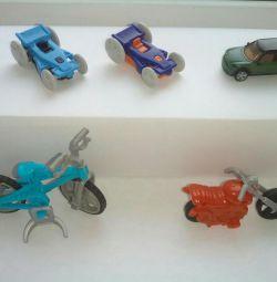 Mini arabalar kinder