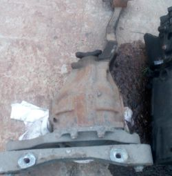 Rear Axle Reducer