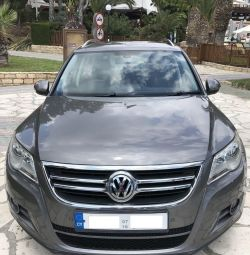Volkswagen Tiguan 1,4L 2010