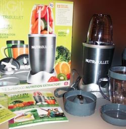 Blender Nutribullet 600W Extractor
