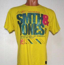 Футболка мужская «SMITH & JONES».