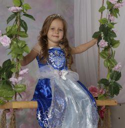 Cinderella dress 3-8 years