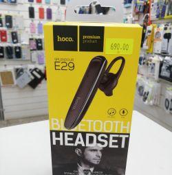 Kulaklık Hoco Premium e29 siyah