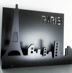 3D shelf Paris