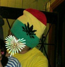 Комплект: шапка+шарф+варежки