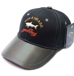 Men's baseball cap by Paul Shark (combi)
