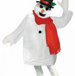 Costum pentru adulți pentru zăpadă