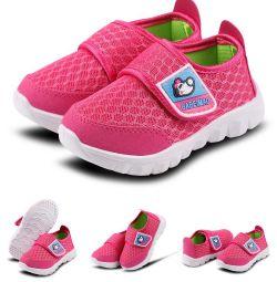 Туфлі кросівки по устілці 17-17,5см Нові