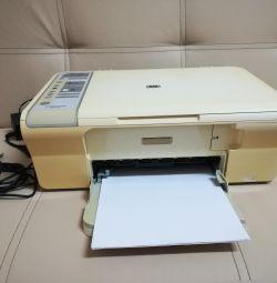 Принтер HP Deskiet F4200 All-in-One series