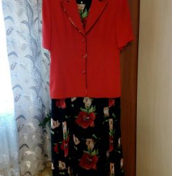 Dress with jacket 48-50