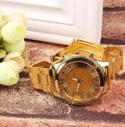 Нові орігіальние жіночий годинник