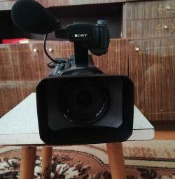 Sony NEX 50 profesyonel video kamerasını satıyorum