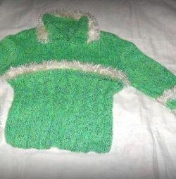pulover - manual ca nou 40-42-44,