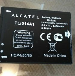 Battery for ALCATEL TLi014A1
