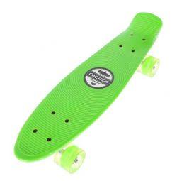 Скейтборд, скейт, колеса светящиеся