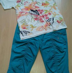 Tricou + pantaloni scurți