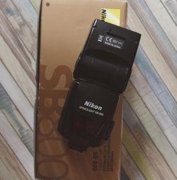 Flash - Nikon SB-800