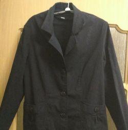 Kadın siyah ceketi