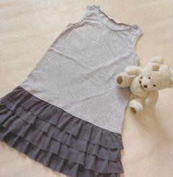 Платье H&M р. 146-152 бу