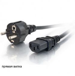 Wire for PC (CEE 7/7 - IEC 320 C13)