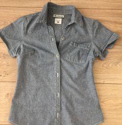 Рубашка Колумбия