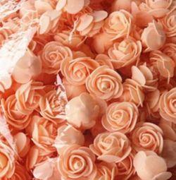 Trandafiri spuma