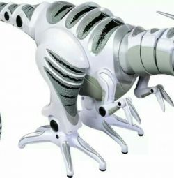 Dinosaur robot roboraptor