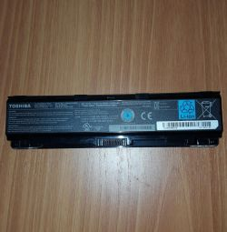 Battery TOSHIBA. Spare parts for laptop